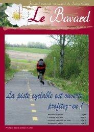 Juin 2009 - Sainte-Claire