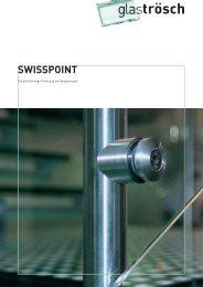 SWISSPOINT Prospekt - Glas Trösch Beratungs-GmbH