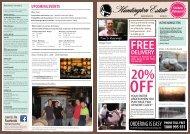 Newsletter - Huntington Estate Wines