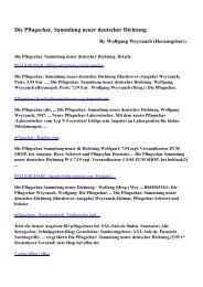 Download Die Pflugschar. Sammlung neuer deutscher Dichtung. pdf ...