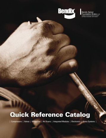 Quick Reference Catalog - Wanderlodge Owners Group