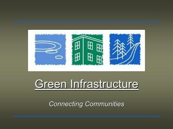 Green Infrastructure in Michigan - www.NWM.org