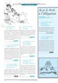 VOS DROITS: Etudes: ce que les parents doivent payer - Page 7