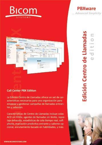 Call Center PBX - Bicom Systems