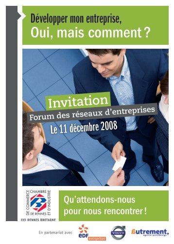 Oui, mais comment ? - CCI Rennes