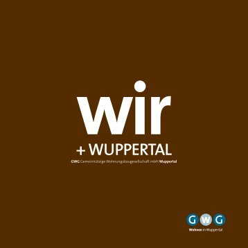 besser LEBEN - GWG Wuppertal