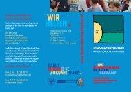 Flyer zum Kinderschutzdienst - Deutscher Kinderschutzbund Landau