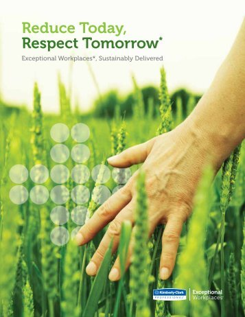 Reduce Today, Respect Tomorrow*