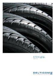 A firm grip Download pdf-file - Delticom AG