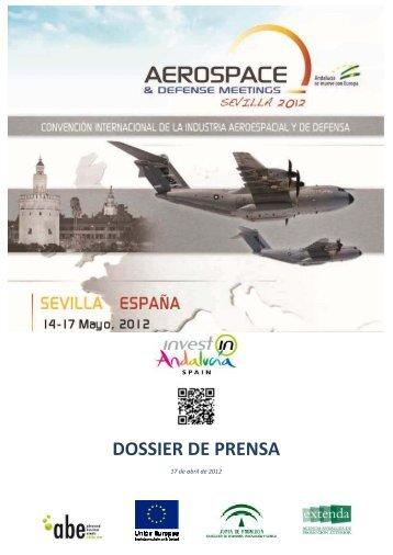 DOSSIER DE PRENSA - BCI Aerospace