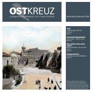 OST KREUZ - Galiläa-Samariter-Kirchengemeinde