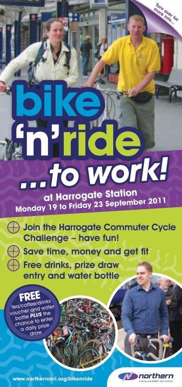 bike 'n'ride - Northern Rail