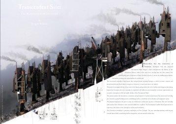 Transcendent Site: - Graduate Architecture