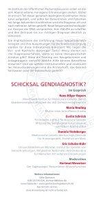 SCHICKSAL GENDIAGNOSTIK? - Gentechnologiebericht - Seite 2