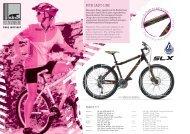 MTB LADY-LINE - Zweirad Schwarz