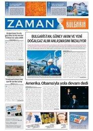 Sayı 46: 12 – 18 Kasım 2012 - Zaman Bulgaristan