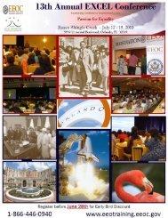 2010 excel conference workshop agenda - Cleveland Federal ...