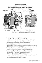 MONDE GREC - DOCUMENTS INTERNET - Editions Bréal