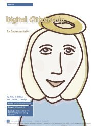 Digital Citizenship - Alberta 1:1 Wireless Learning Community of ...