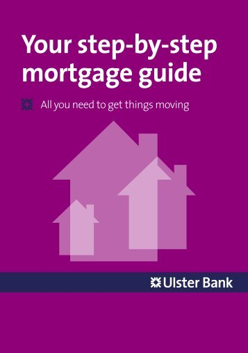 First Time Buyers Guide - Ulster Bank