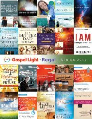 groups - Gospel Light Worldwide