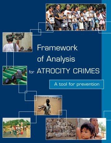 framework of analysis for atrocity crimes_en