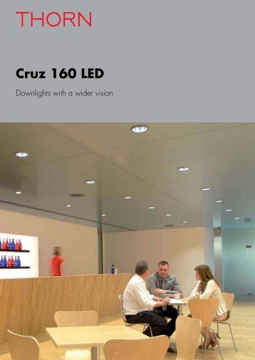 Cruz 160 LED - THORN Lighting