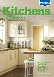 To-Order Kitchens [PDF] - Wickes