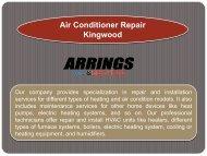 Air Conditioner Repair Kingwood