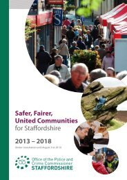 Draft Police and Crime Plan 2013-18 , item 6. PDF 2 MB - Meetings ...