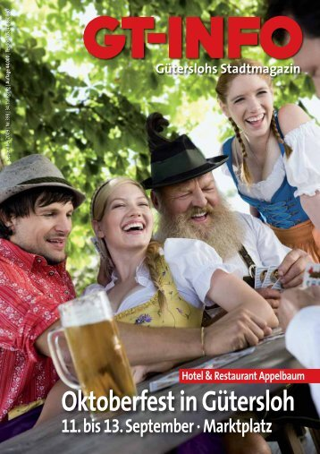 Oktoberfest in Gütersloh - GT-Info