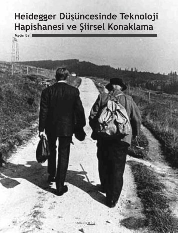 Heidegger.teknoloji.sanat.felsefe.metin.bal