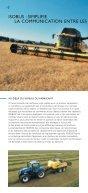 L'AGRICULTURE DE PRÉCISION PAR NEW HOLLAND - Page 6