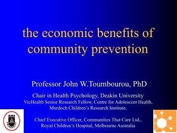 developed prevention plan - The Royal Children's Hospital