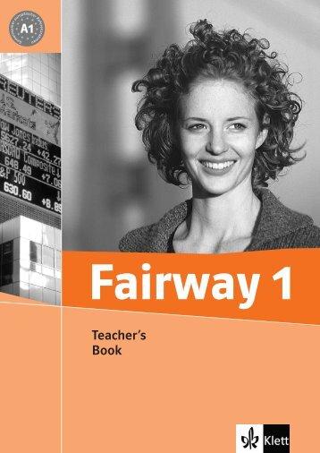 Teacher's Book - Klett und Balmer Verlag