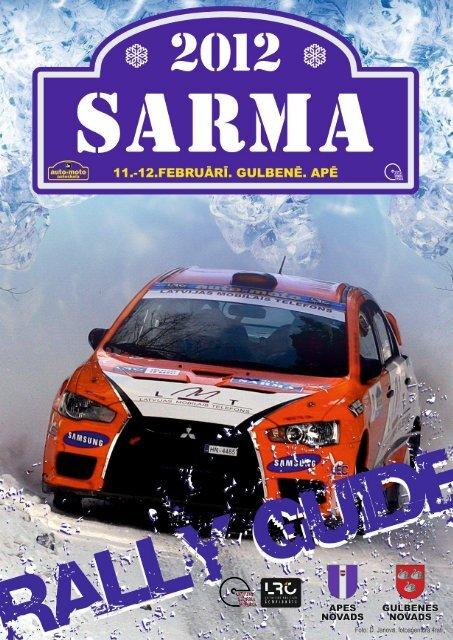 Sarma 2012