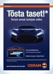 LED päevasõidutuled - OSRAM