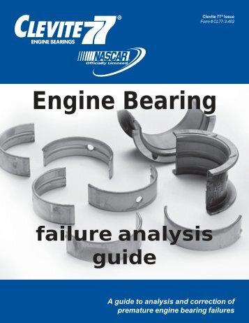 Bearing Failure Analysis Guide CL77-3-402 - Studebaker-info.org