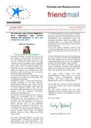 Ausgabe 01/2012 - Freunde der Heereslogistik