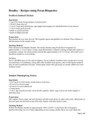 Bradley - Recipes using Pecan Bisquettes.pdf