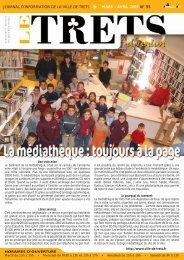 Chemins - Mairie-de-trets.fr