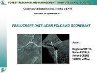 PRELUCRARE DATE LIDAR FOLOSIND QCOHERENT - Evenimente