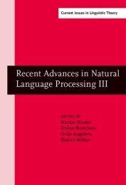 Recent advances in natural language processing, 3 conf., RANLP 2003 (JB, 2003)(ISBN 9027247749)(O)(417s)_CsNl_