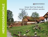 Unser Dorf soll schöner - Herzogsägmühle