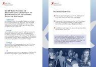 XENOS-Flyer - Aktion Bleiberecht