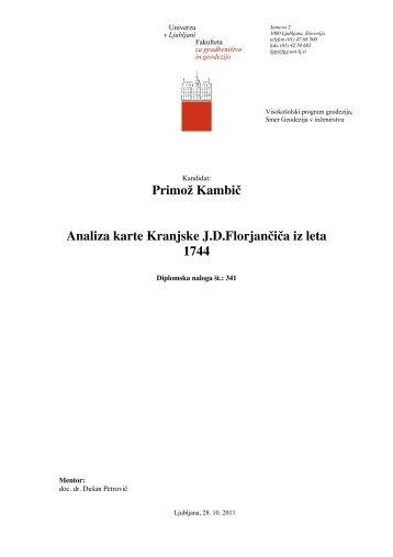 Prenos (9Mb) - Univerza v Ljubljani
