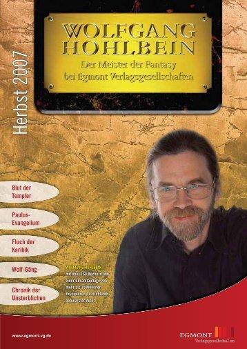Herbst 2007 - Die Chronik der Unsterblichen
