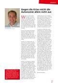 Bekämpfung der Krise Soziale Sicherungsnetze enger ... - SGB - CISL - Seite 3