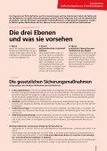 Bekämpfung der Krise Soziale Sicherungsnetze enger ... - SGB - CISL - Seite 7