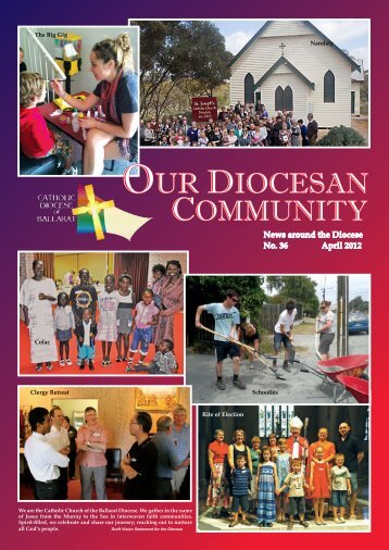 our diocesan community - Catholic Diocese of Ballarat - Australian ...